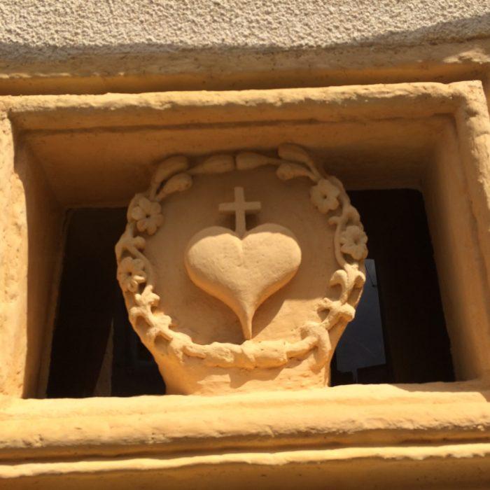 Ambierle, village de coeur